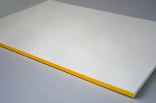 Bon Graf Shop — Dot Grid Layout Pad #mockup #grid #print #dot