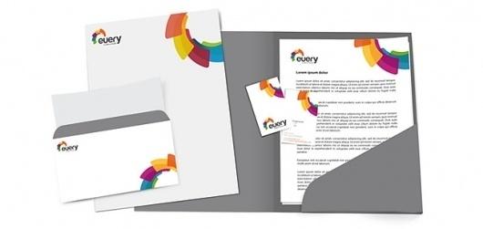 Web designer e grafico freelance - Portfolio di Alessandro Giammaria #eury #design #corporate #identity #logo