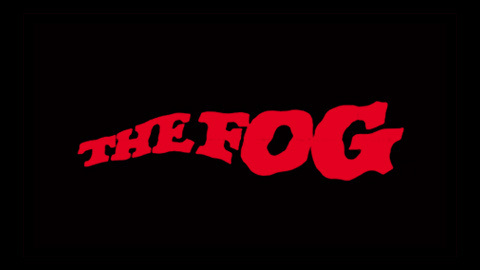 The Fog #logo #movie