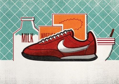 New Work: Sole DXB x NikeRunning #nike #retro
