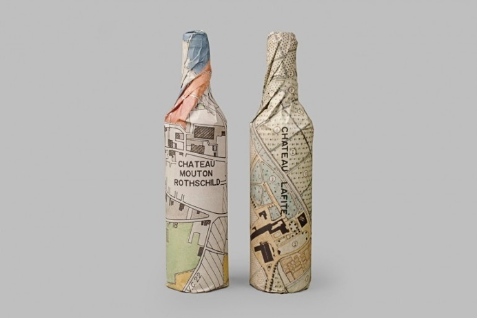 Waddesdon Wine – Packaging