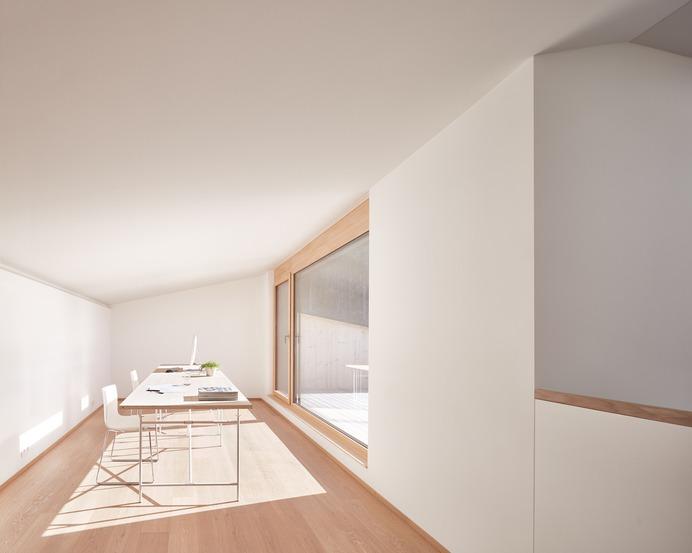 Doppelhaus am Hang by MWArchitekten