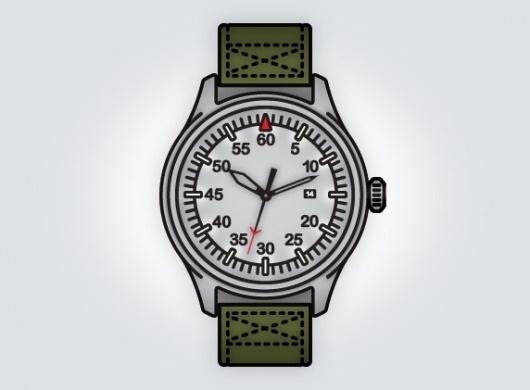 Watch (mkn design - Michael Nÿkamp)