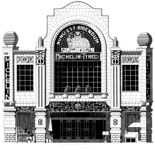 michelin-net2.jpg (506×491) #illustration #building #restaurant