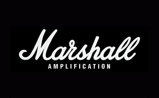 Marshall Amplification Logo Design #logo #design