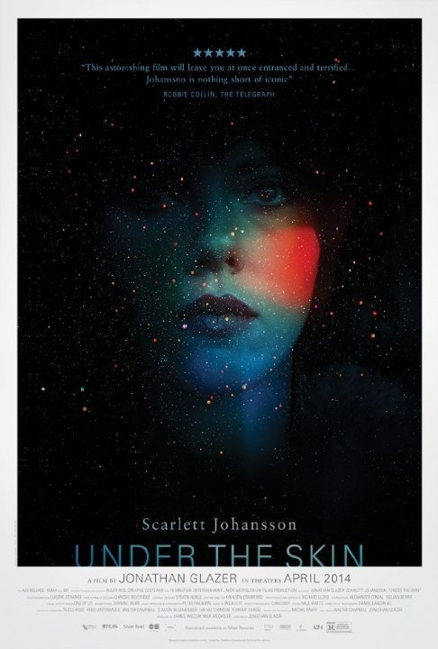 Under the Skin #print #poster