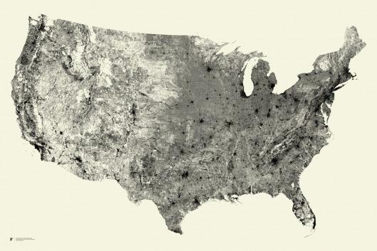 All Streets | Fathom #data #visualization #map