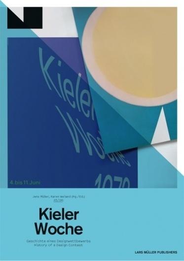 Kieler Woche — Lars Müller Publishers #grid #typography