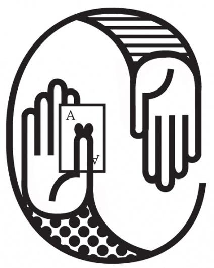 Emily Forgot - Graphic Artist #illustration #line #cards #hands