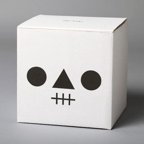 Acne JR | Cranium White #packaging #design #graphic #minimal
