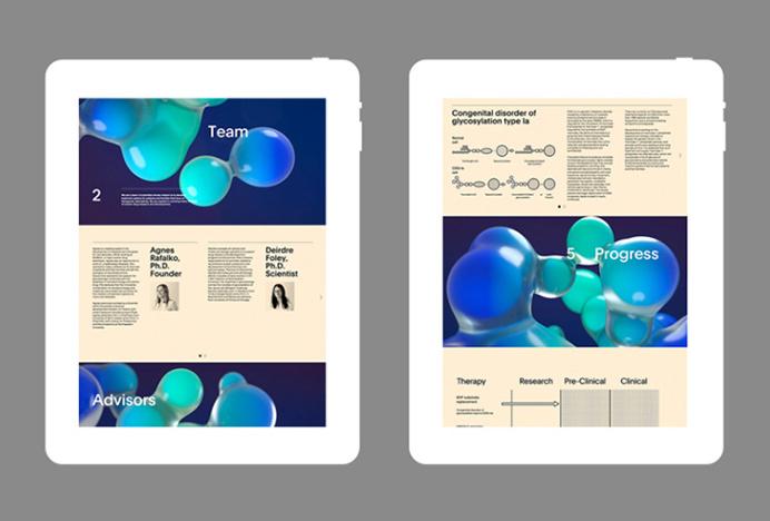 Glycomine by Essen International #web design #website