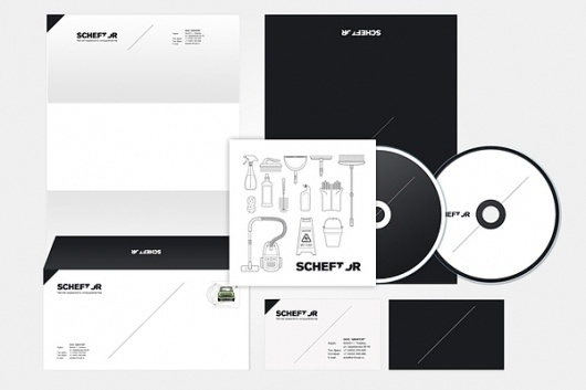 Scheftor on the Behance Network #branding #design #graphic #identity #logo