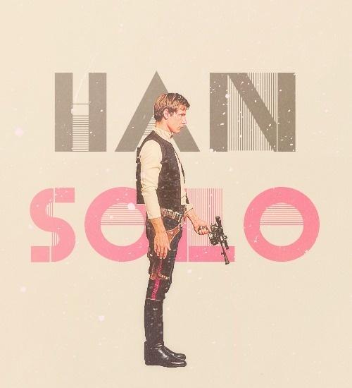 fuck yeah star wars art #wars #solo #han #star