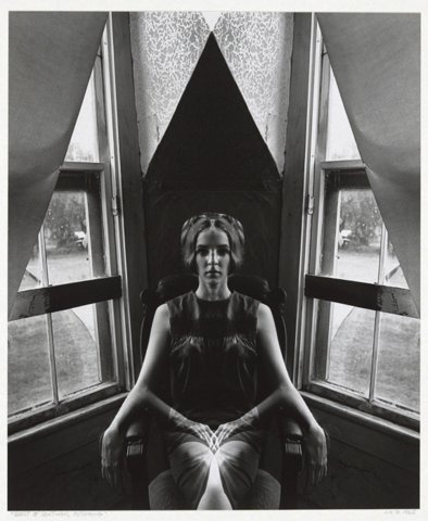 FFFFOUND! | Yale University Art Gallery - eCatalogue - Quest of Continual Becoming #symmetry #photography #white #black