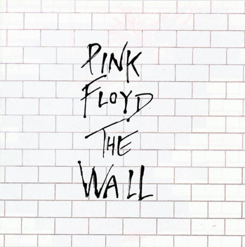Pink Floyd - The Wall, Storm Thorgerson, Hipgnosis #cover #album #artwork