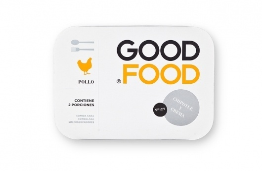 Face. Works. / Good Food. #packaging #food