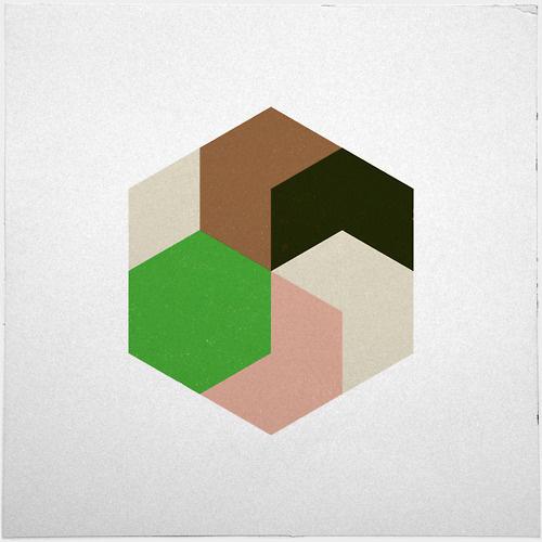 #261 Progress – A new minimal geometric composition each day