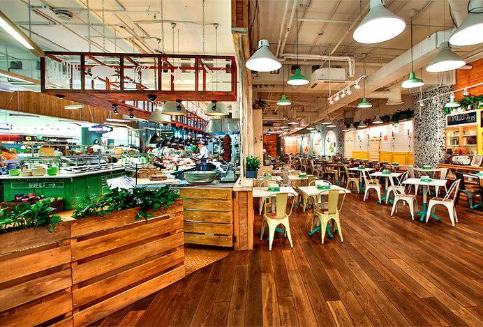 Obed Buffet - Studio G-sign (8) #interior #design #restaurant