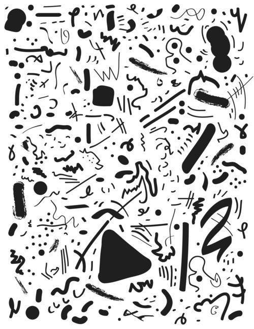Visibly Delicious #illustration #pattern