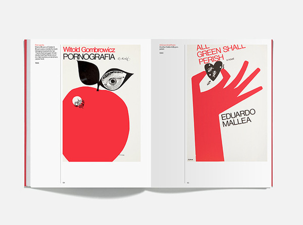 Gerald Cinamon #red #modern