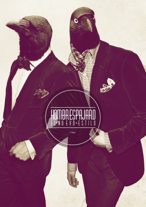 VIOLENCE GRAPHIQUE #suits #flyer #crows #dapper #avians