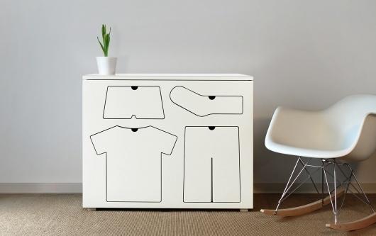 Training Dresser « Shoebox Dwelling #furniture