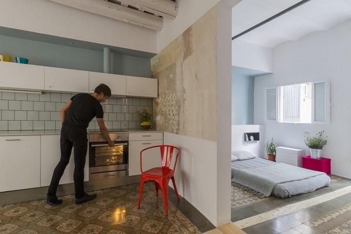 Roc Cube Apartment in Barcelona 4