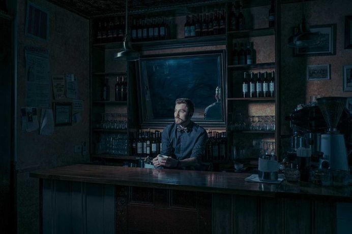 I Am An Actor: Conceptual Portrait Photography by Franck Bohbot