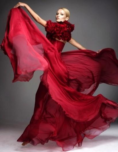Merde! - thecysight: Natasha Poly by Greg Kadel for Vogue... #fashion #photography