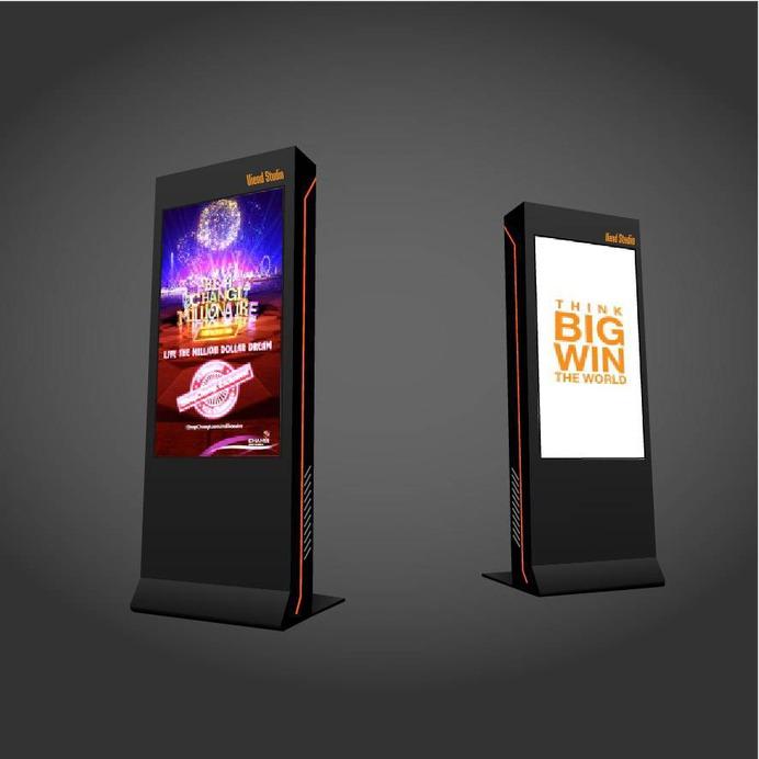 Wayfinding   Signage   Sign   Design   LED广告牌标识牌