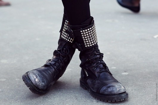 STREETFSN #fashion #boots