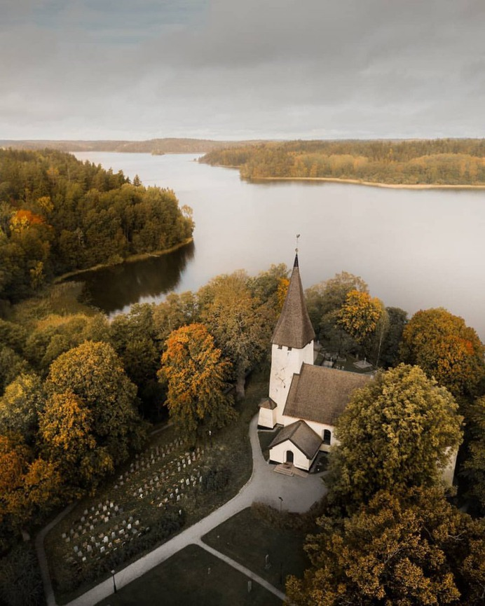 Sweden From Above: Stunning Drone Photography by Viggo Lundberg