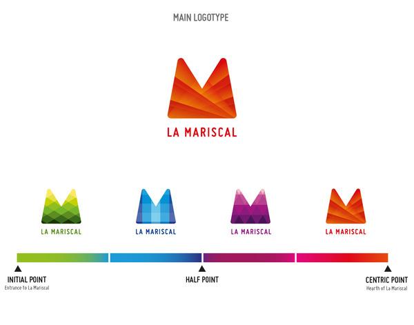 La Mariscal #branding #brand #quito #rickcuenca #logo #mariscal #ecuador