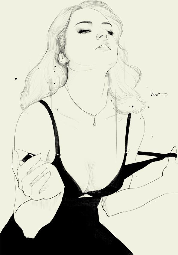 Floyd Grey 6 #illustration
