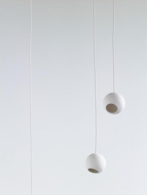 Globe Lights by Studio Vit #lighting #minimalist #minimal