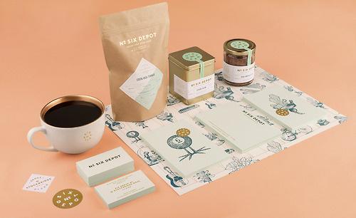 . #packaging #logo #coffee #branding