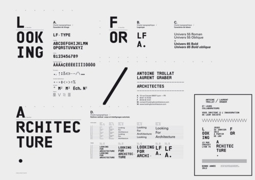 NoRabbitsNoHats. #white #design #graphic #black #architecture #poster #and