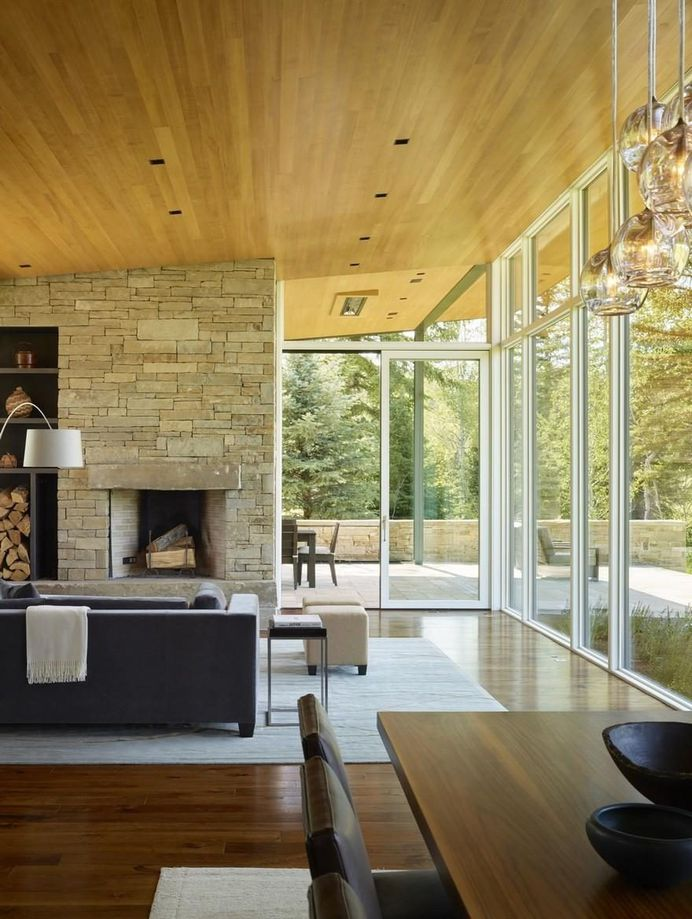 Wyoming Family Compound / Carney Logan Burke Architects 7