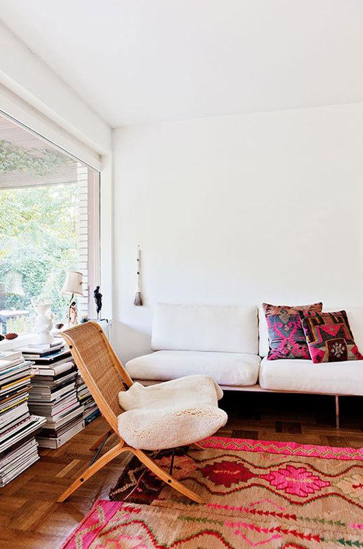 Living Room Milk Magazine Interior Design Decor Deco