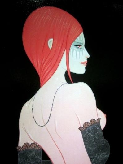 Tara McPherson | BLOG #tara #mcpherson #illustration