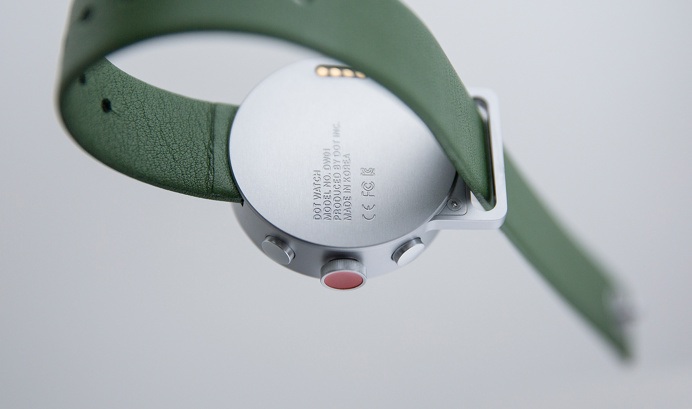 Braille smartwatch for visually impaired on Behance