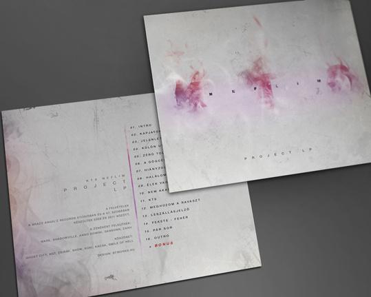 KTS Neflim cover #cover #cd