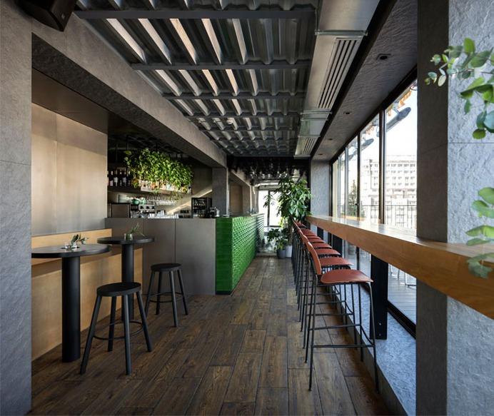 Bursa Hotel – Conceptual Space with Distinctive Design and Multiple Functionalities - InteriorZine