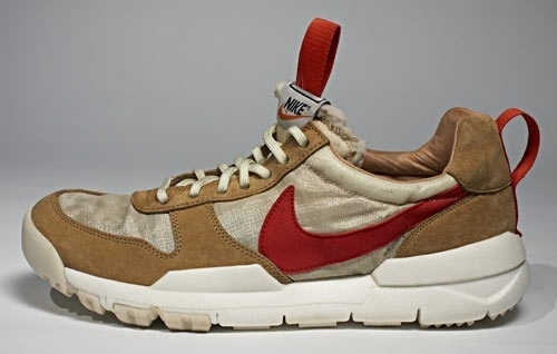 Sachs-Nike-2-Shoe.jpg 500×318 pixels #red #yellow #mike #shoe #sachs #nike #art