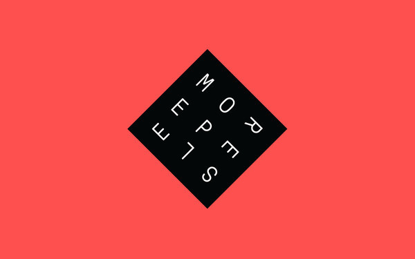 More Sleep | FormFiftyFive – Design inspiration from around the world #more #logo #sleep #branding