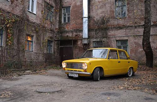 Convoy #yellow #car