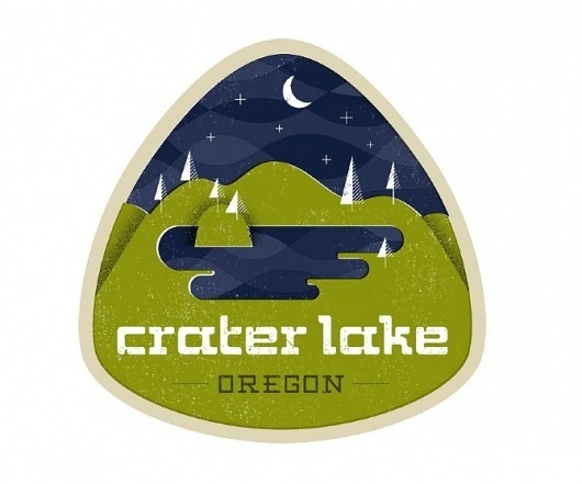 Crater Lake - The Everywhere Project #lake #project #everywhere #the #crater #oregon