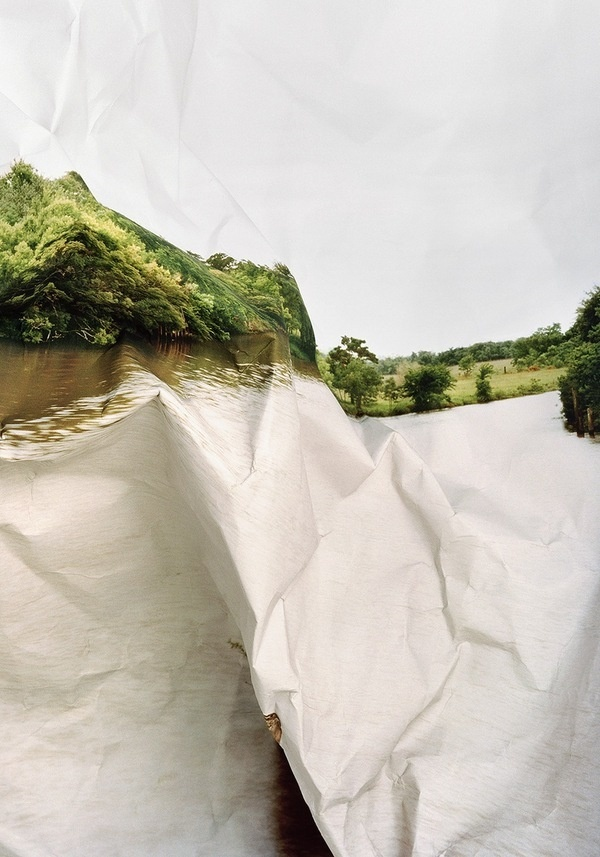 CJWHO ™ (Distorted Landscape Photographs by Laura...) #photography #design #art #landscape