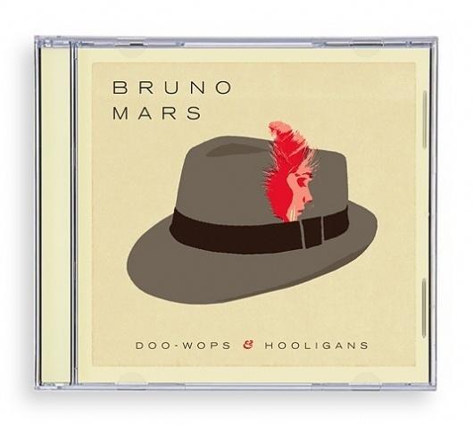 Bruno Mars : Oliver Munday Graphic Design