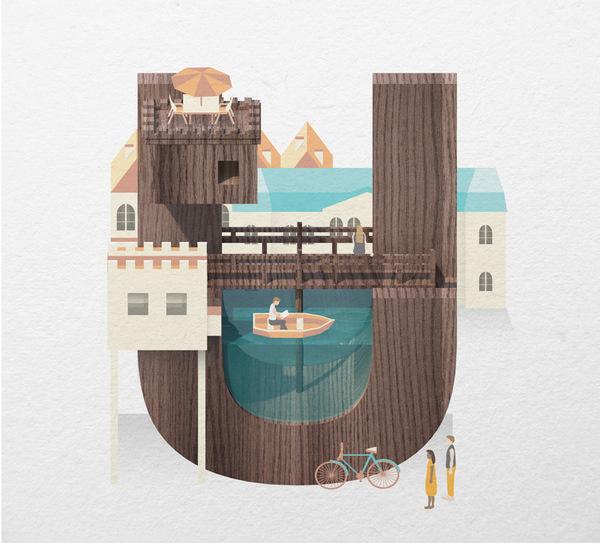 Jing Zhang #illustration